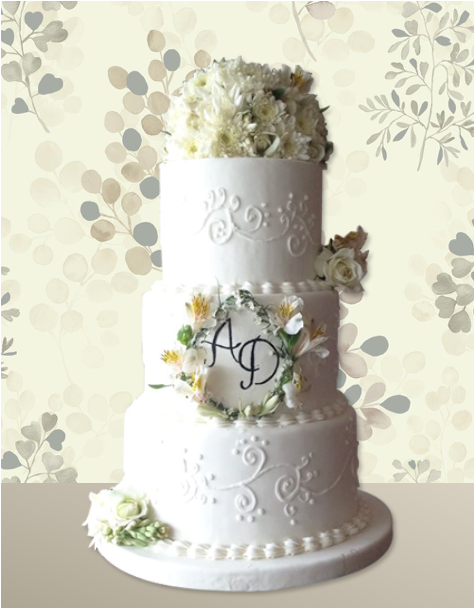 Wedding cakes khayils bakeshop please check our pricing guide here junglespirit Choice Image