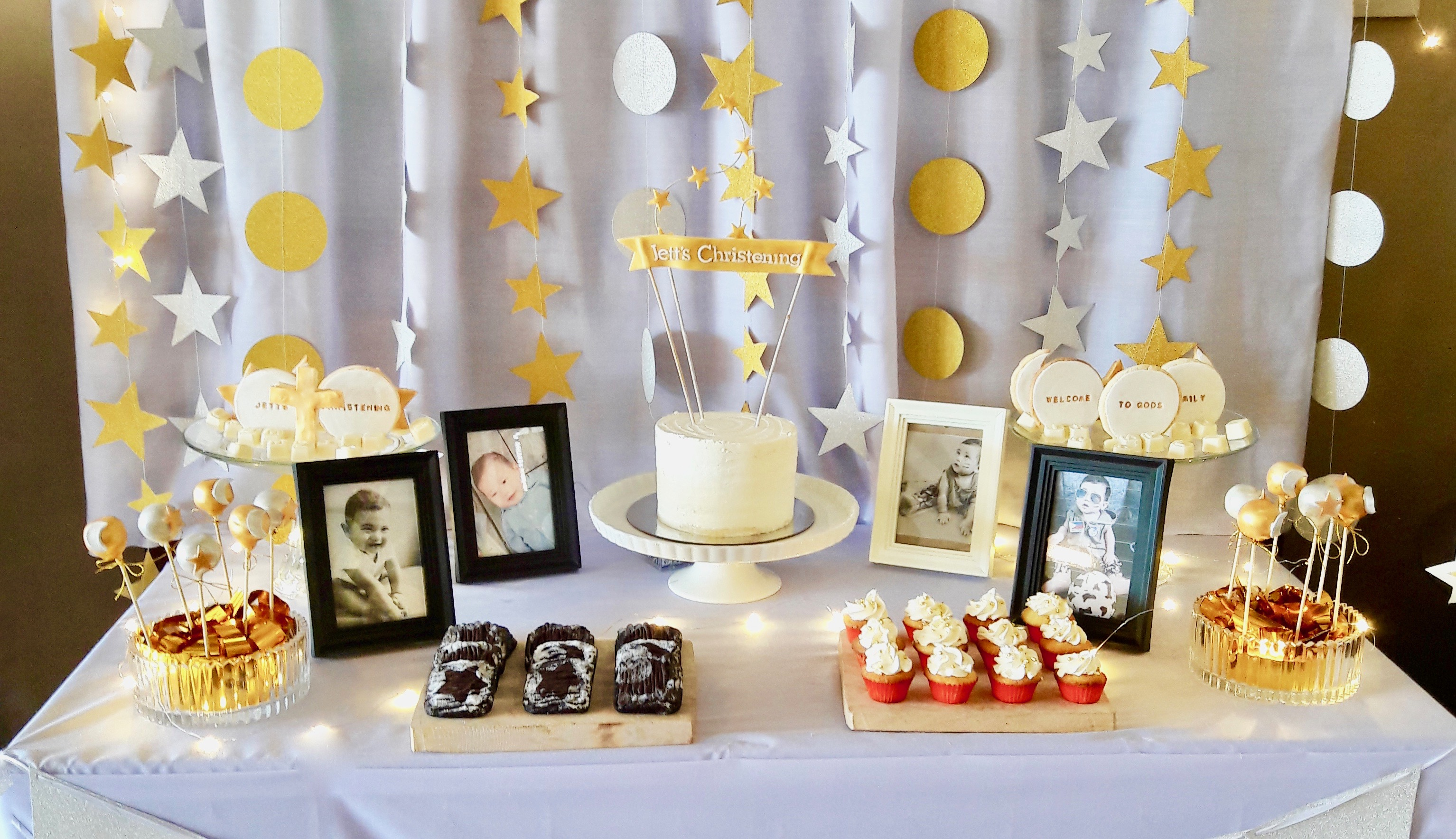 Check Out Our Dessert Table Packages And Contact Us Today So We Can Help  You Plan Your Party Needs.